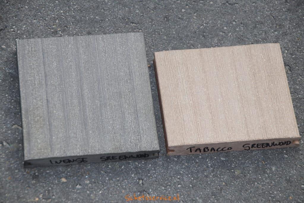 Greenwood planken